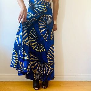 Dresses & Skirts - 🎄JESSICA TAYLOR  -African pattern Skirt🎄